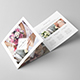Photography Square Trifold Brochure Template - GraphicRiver Item for Sale