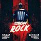Strom Rock Concert Flyer - GraphicRiver Item for Sale