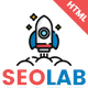 SeoLab- SEO & Digital Marketing Agency HTML Template - ThemeForest Item for Sale