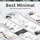 3 in 1 Best Minimal Bundle Google Slide Template - GraphicRiver Item for Sale