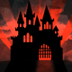 Halloween Castle Background - VideoHive Item for Sale