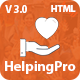 HelpingPro - Charity Crowdfunding HTML5 Template - ThemeForest Item for Sale