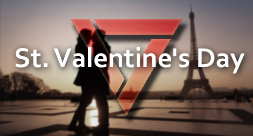 St Valentine's Day And Love Music