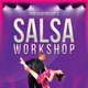 Salsa Workshop Flyer - GraphicRiver Item for Sale