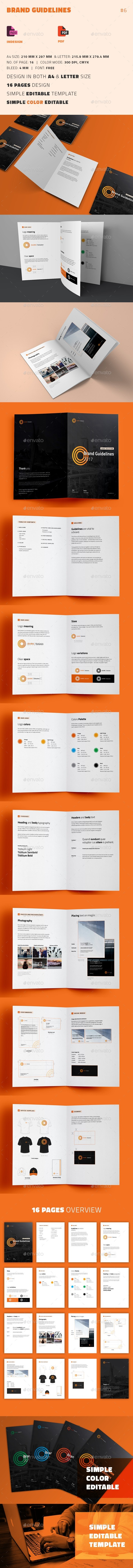 GraphicRiver Brand Guidelines 20819151
