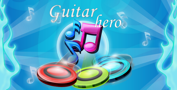 Download Guitar hero - be a rock star