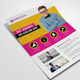 Business Marketing Consultant Flyers