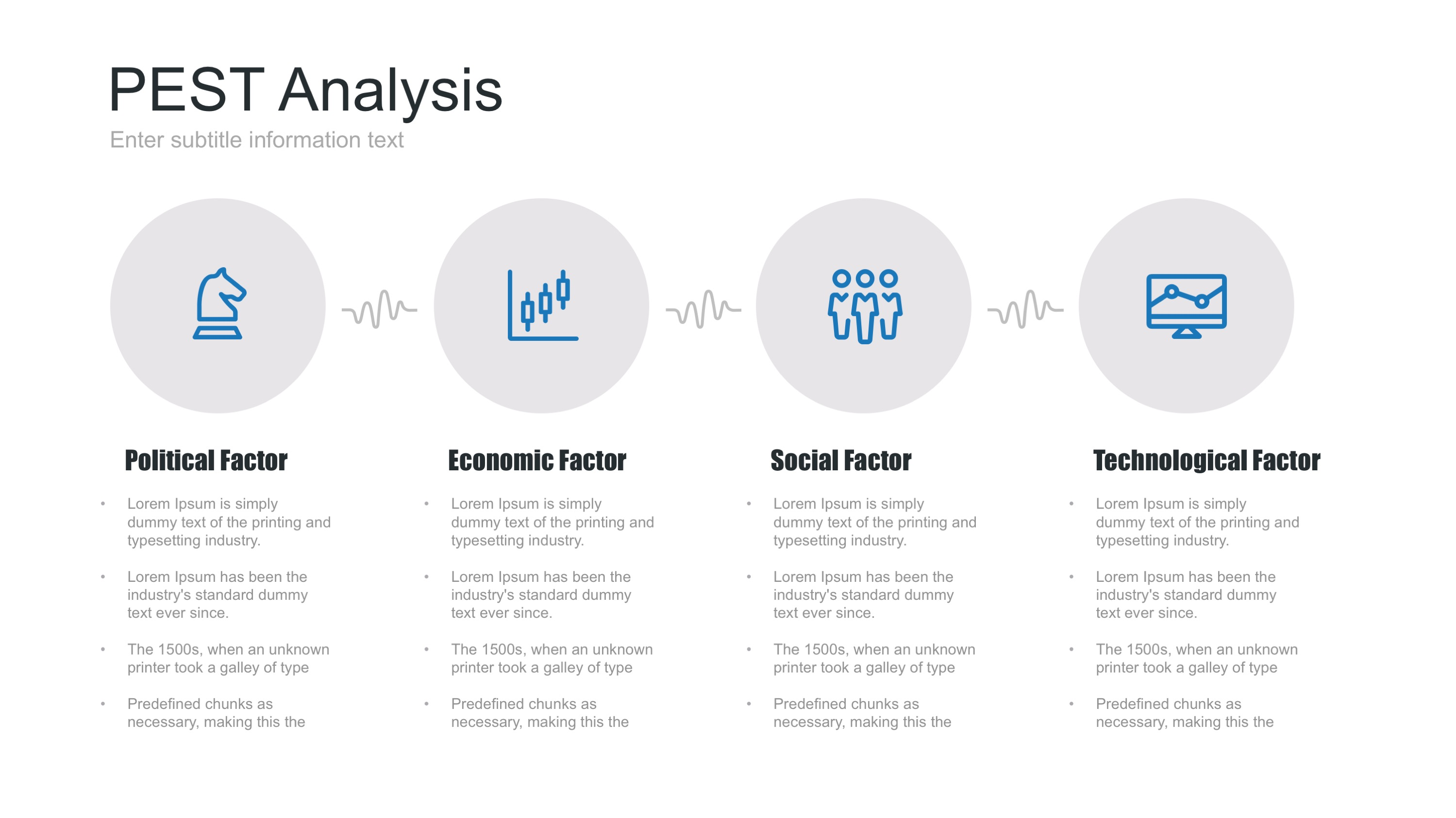 pest analyses Listed below is a set of questions that you can use to conduct your pest analysis  and to start you thinking about the appropriate areas to cover within this.