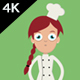Talking Characters V3 (Chef Pack) - VideoHive Item for Sale