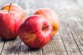 Fresh red apples. - PhotoDune Item for Sale