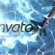 Logo In Water - VideoHive Item for Sale