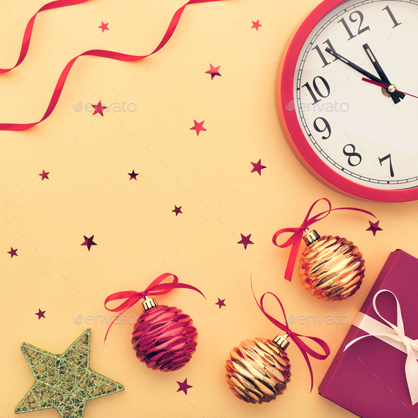 New Year - Stock Photo - Images