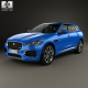 Jaguar F-Pace S 2017 - 3DOcean Item for Sale