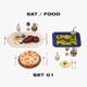 Eat/Food Set 01