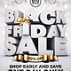 Black Friday Sale Flyer Template 2