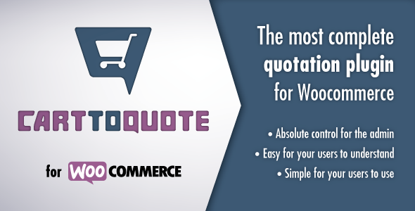 Cart to Quote for Woocommerce - CodeCanyon Item for Sale