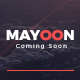 Mayoon - Clean & Responsive Coming Soon Template