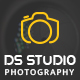 DS Studio Psd Template For Photography