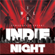 Indie Night Sound Flyer
