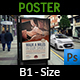 Cobbler Poster Template - GraphicRiver Item for Sale