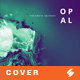 Opal - Music Album Cover Artwork Template - GraphicRiver Item for Sale