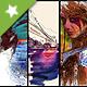 3 Photoshop Action Bundle - Vol.7 - GraphicRiver Item for Sale