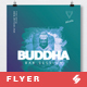 Buddha Bar 3 - Chillout Session Flyer / Poster Artwork Template A3