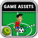 FreeKick Training - Game Assets - GraphicRiver Item for Sale