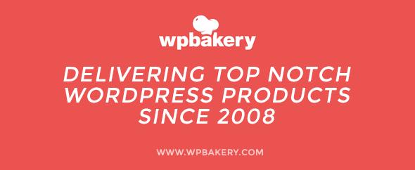 Wpbakery header
