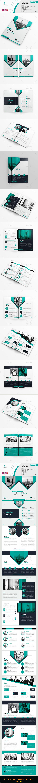 Company Profile - Magazines Print Templates