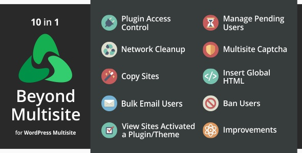 Beyond Multisite - Utilities for WordPress Network Admins - CodeCanyon Item for Sale