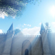 Castle and Sunlight - VideoHive Item for Sale
