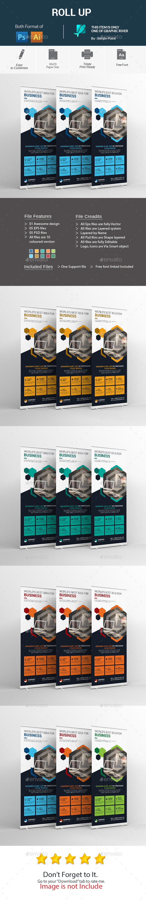GraphicRiver Roll Up 20847268