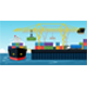 Shipping Ports - GraphicRiver Item for Sale