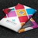 Vertical Business Card V. 07 - GraphicRiver Item for Sale