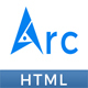 Arc - One Page Corporate Responsive HTML Template - ThemeForest Item for Sale