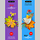 Autumn Advertising Banner - GraphicRiver Item for Sale