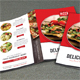 Restaurant Menu Brochure 2