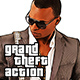 Grand Theft Photoshop Action - GraphicRiver Item for Sale