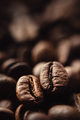 Closeup of coffee beans - PhotoDune Item for Sale