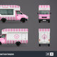 Mr Whippy Van Design