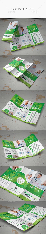 Medical Trifold Brochure - Corporate Brochures