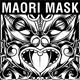 Maori Mask T-Shirt Design - GraphicRiver Item for Sale