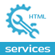 Services - Repair Responsive HTML 5 Template