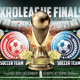 Soccer Finals Flyer