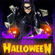 Sexy Halloween Costume Party Flyer - GraphicRiver Item for Sale