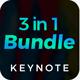 Bundle Keynote 3 in 1
