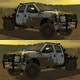 Ford F350 Diesel with textures and engine sounds