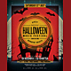 Halloween Music Party Flyer / Poster - GraphicRiver Item for Sale