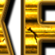 Amazing Cracked Gold Text Effect Style V5